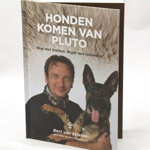 Honden komen van Pluto - boek